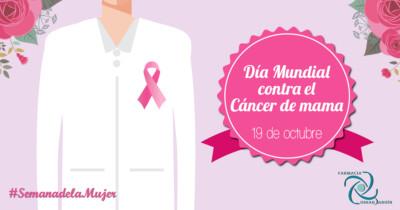 cáncer de mama en Farmacia Ciudad Jardín en Málaga