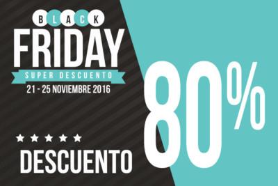 Descuentos Black Friday en Farmacia Ciudad Jardín Málaga
