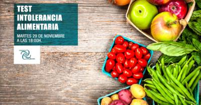 intolerancias alimentarias Farmacia Ciudad Jardín Málaga